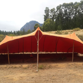 Flipside Events Stretchy Tents